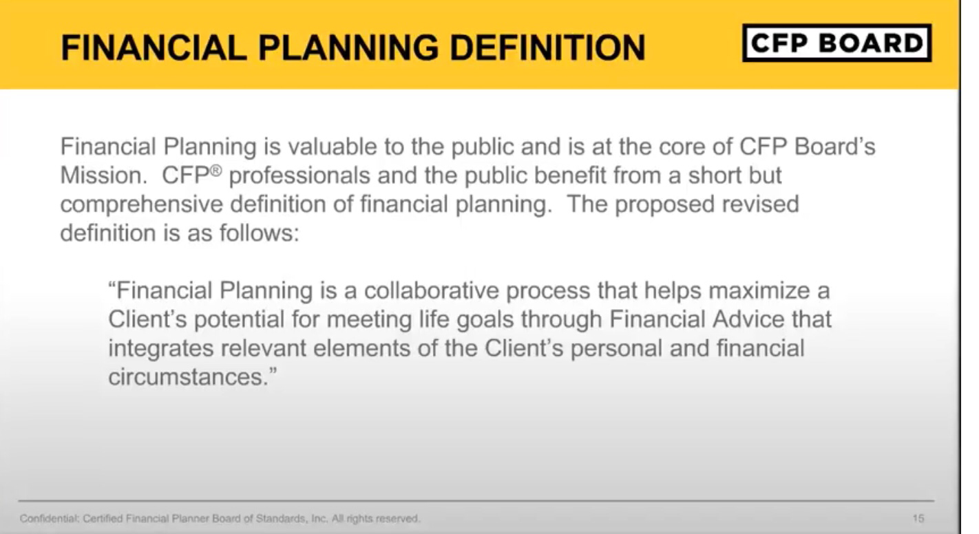 financial planning topics – the university club podcast